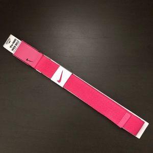 Nike Women's Tech Essential Single Web Belt - NEW